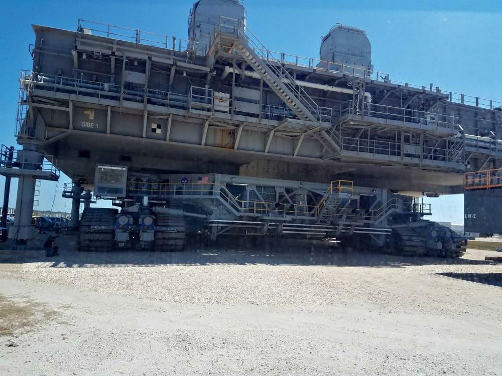 Kennedy Space Center Crawler