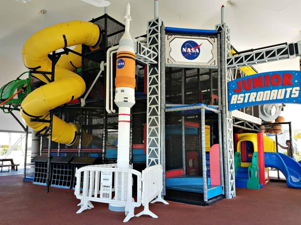 Kennedy Space Center Kids Play Area