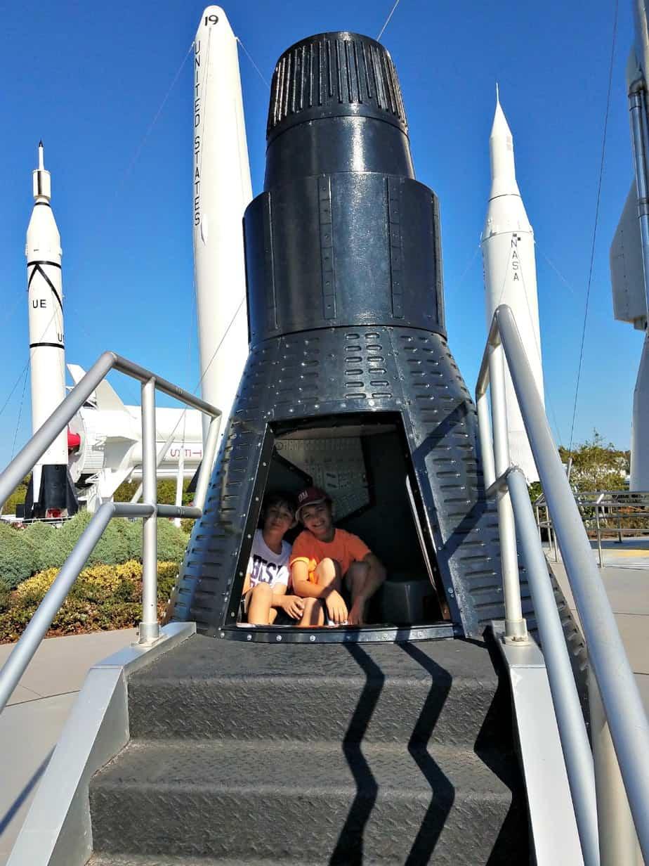 Kennedy Space Center My Little Sputniks