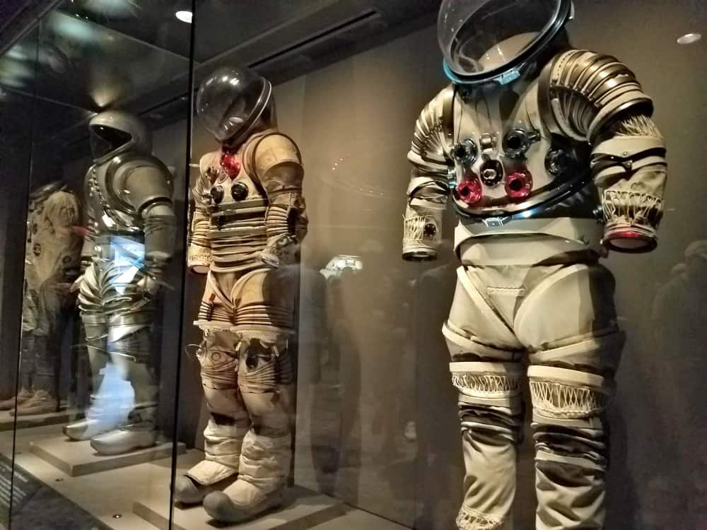 Kennedy Space Center Spacesuits