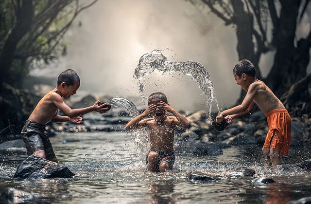 kids outdoor