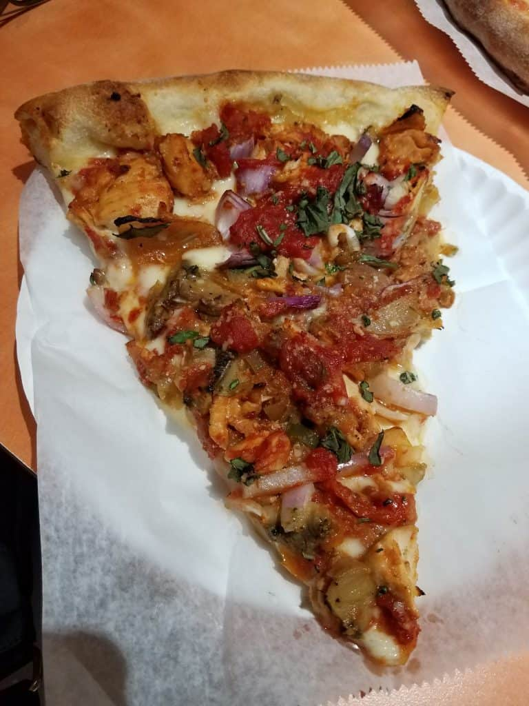St. Augustine Restaurants - Pizza Time