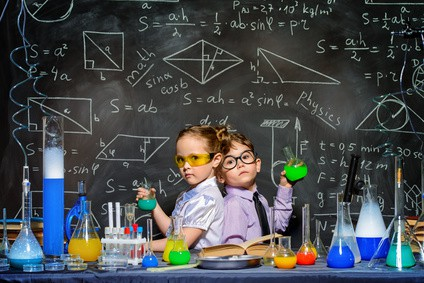 perfect summer camp mad science