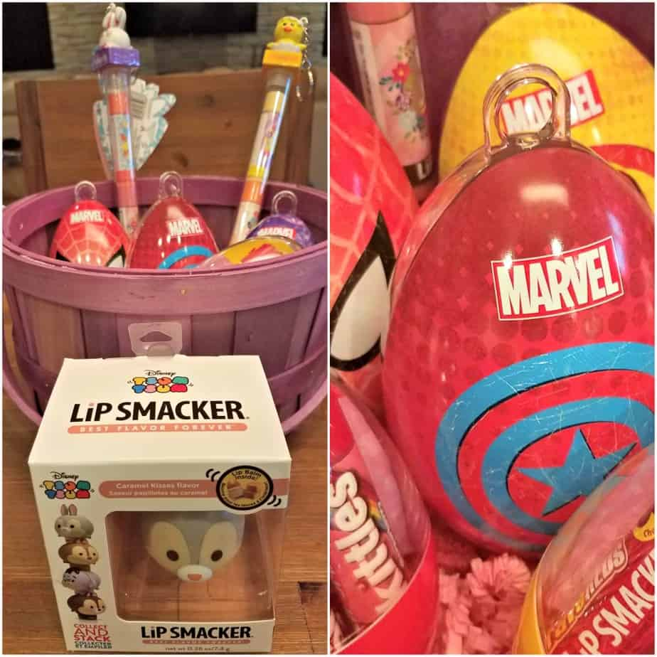 Healthy Alternatives to Candy For Easter Baskets Lipsmacker