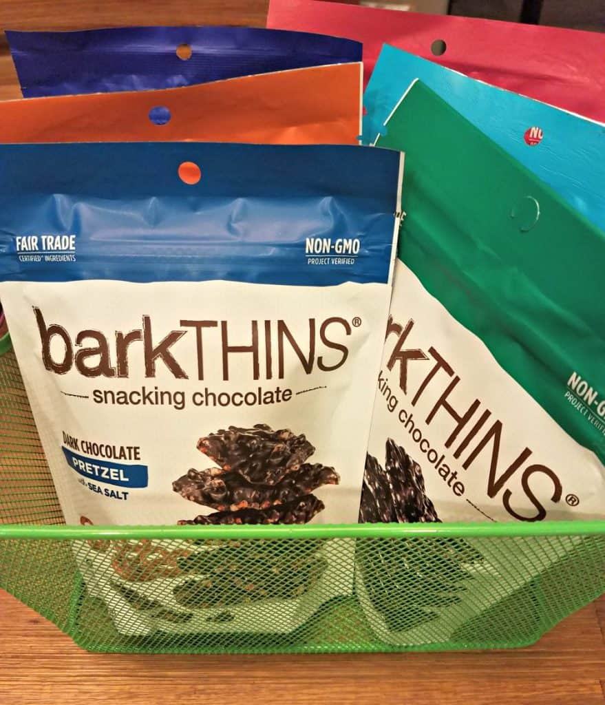 Healthy Alternatives to Candy For Easter Baskets barkTHINS