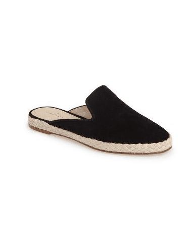 Shoe Obsession Mules Caslon Espadrille