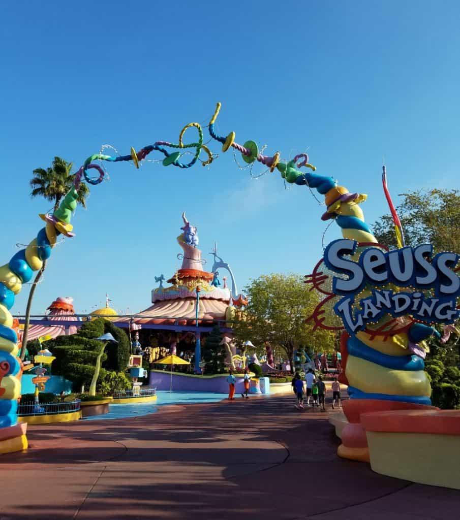 Universal Orlando Seuss Landing