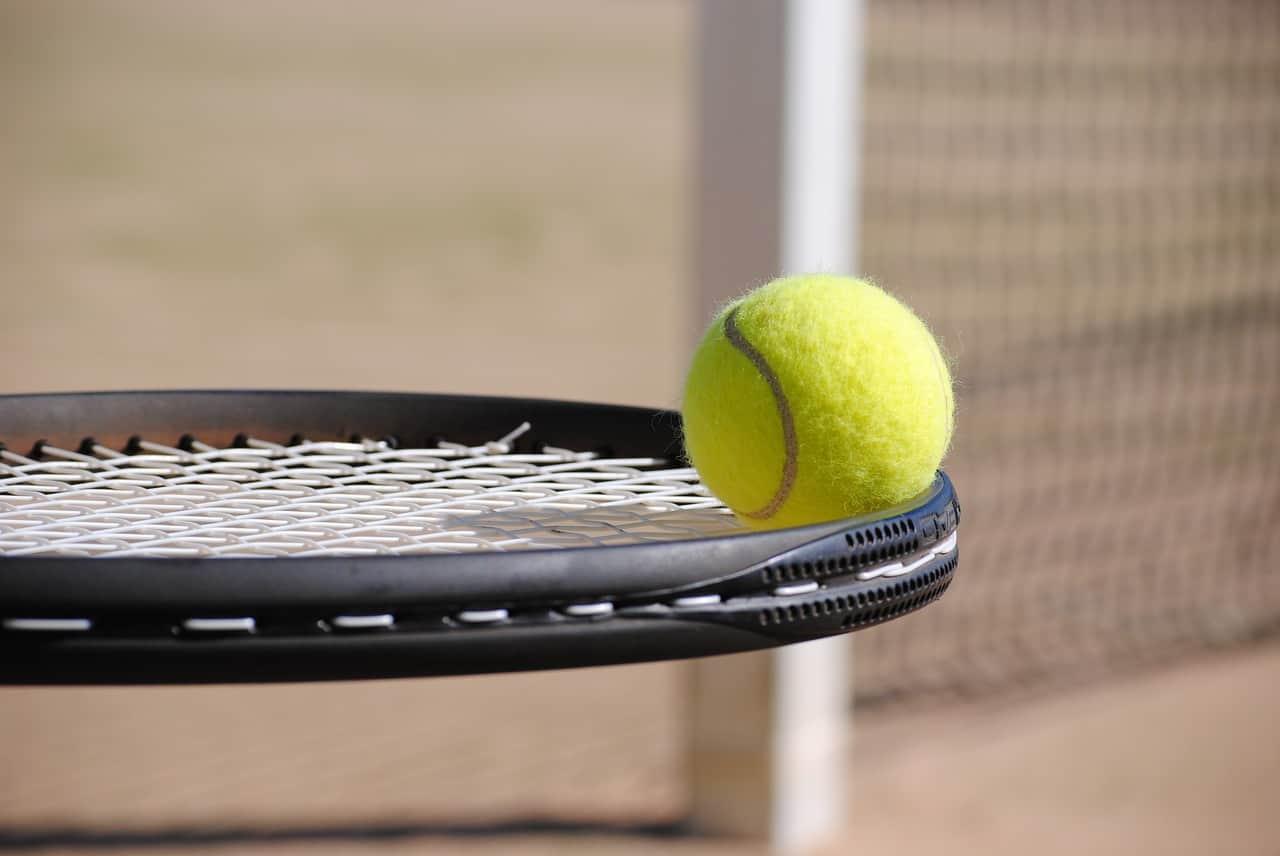 Perfect Summer Camp Tennis