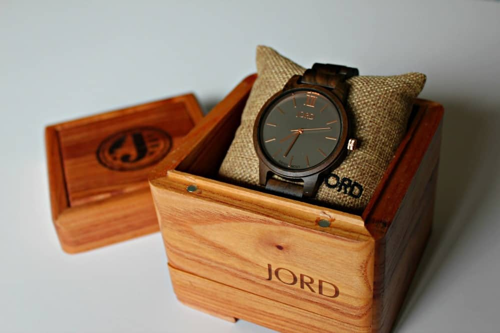JORD Watch Gift of Time