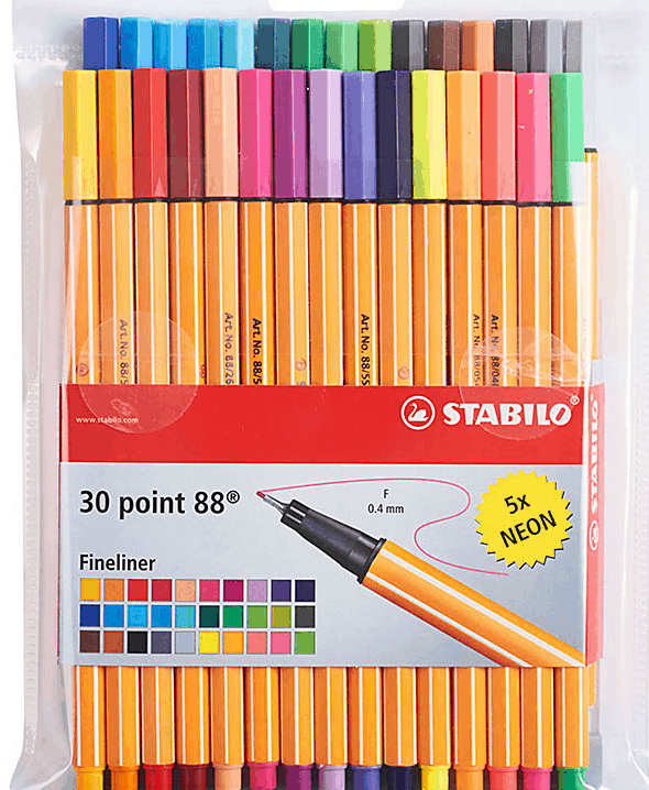 April Product Review Roundup Stabilo Markers