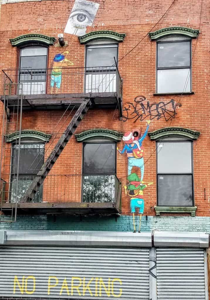 street art new york city nyc