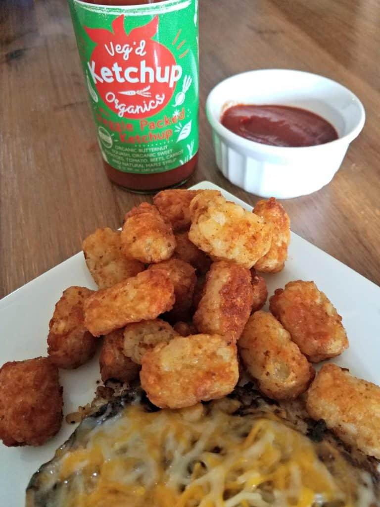 Veg'd Organics Ketchup