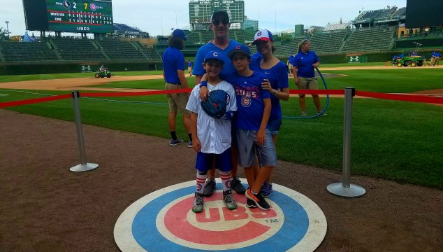 Chicago Family Vacation Part 1: Wrigley Field
