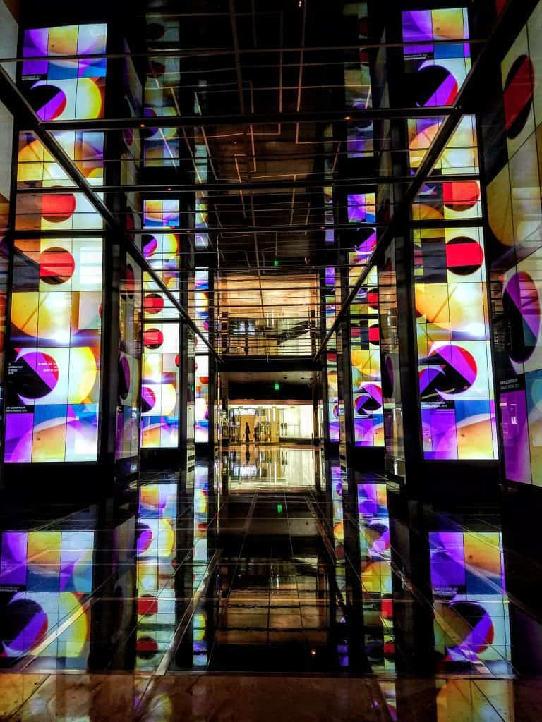 Cosmopolitan Lobby Las Vegas Lobby