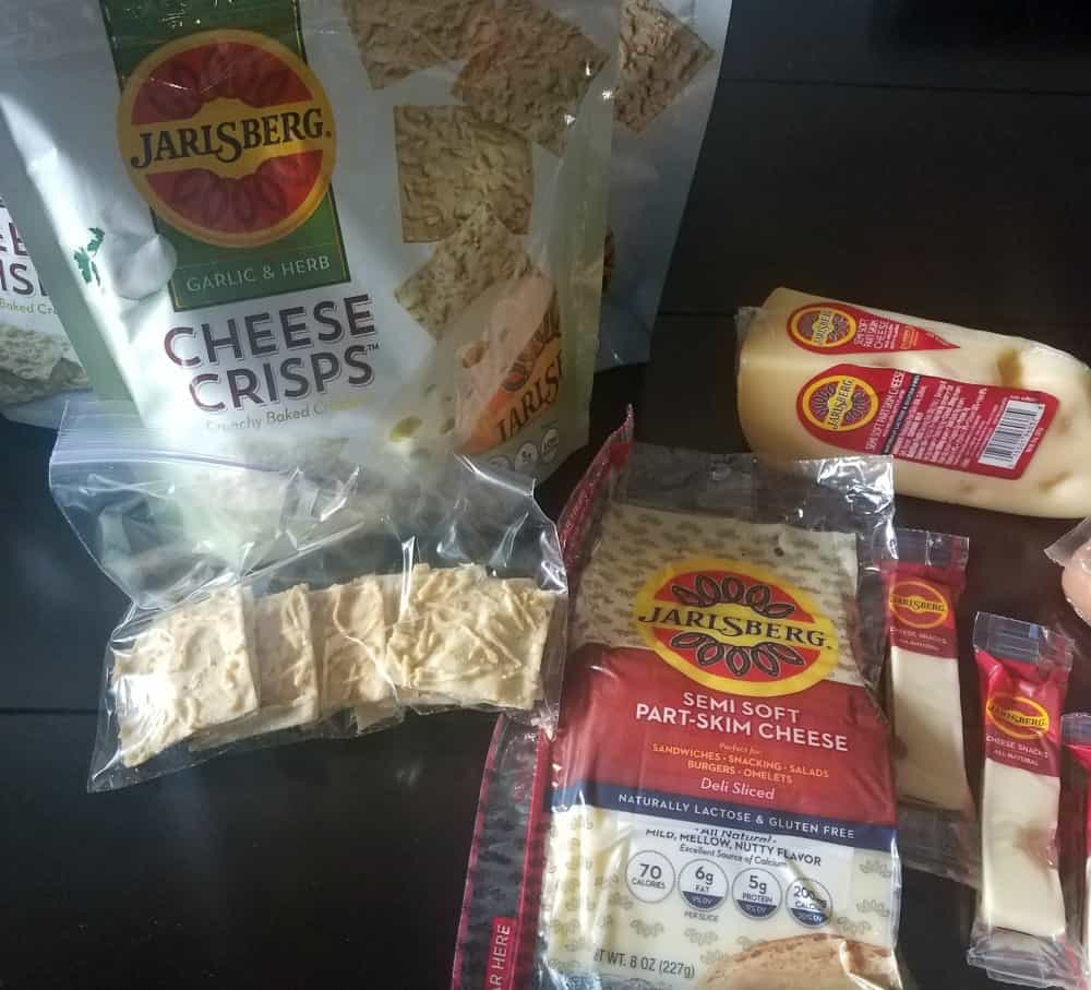 Healthy Lunch Box Options Back to School Jarlsberg