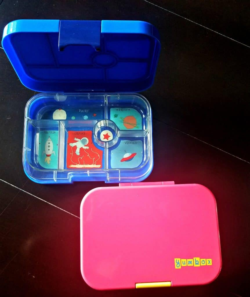 Healthy Lunch Box Options Back to School Yumbox