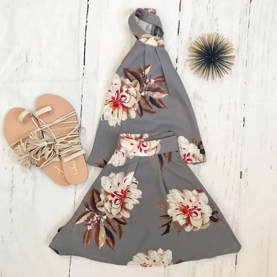 two piece sets fall wardrobe