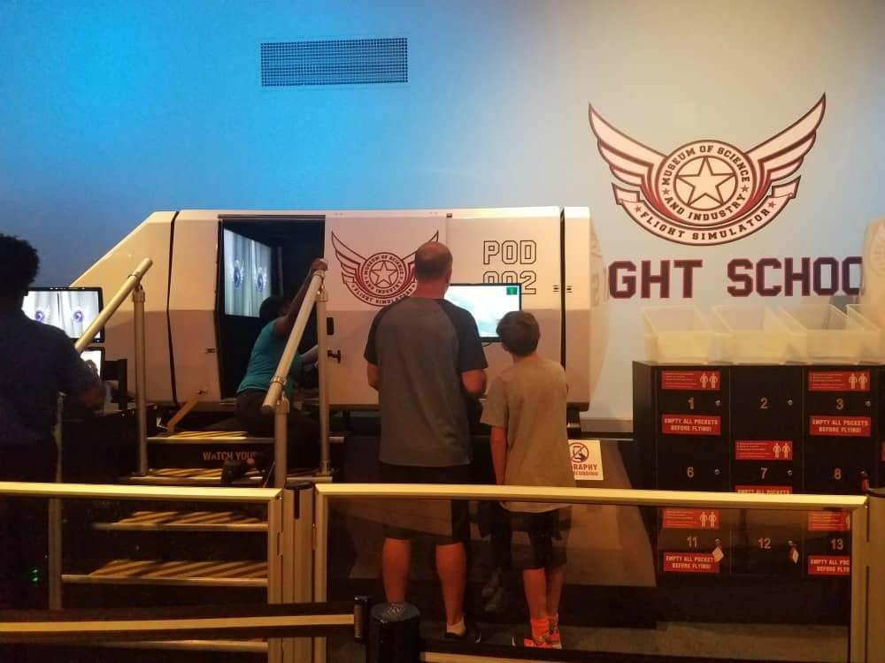 Museum of Science and Industry Flight School