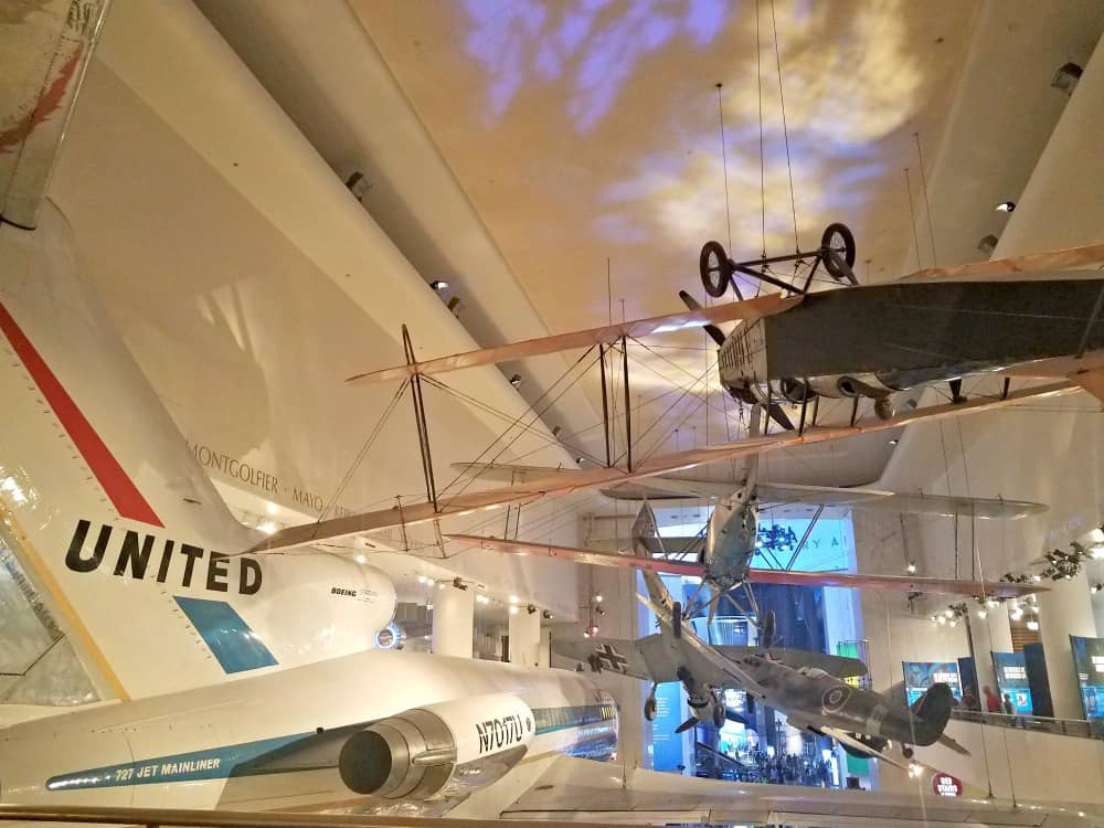Museum of Science and Industry Transportation Gallery