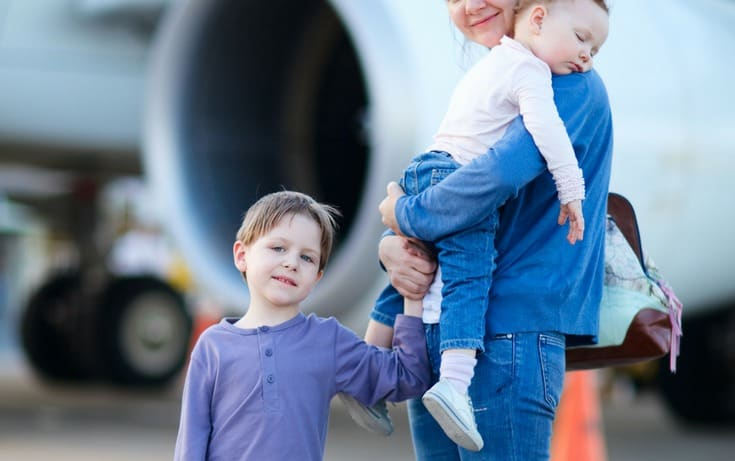Tips For Traveling with Little Ones in Tow