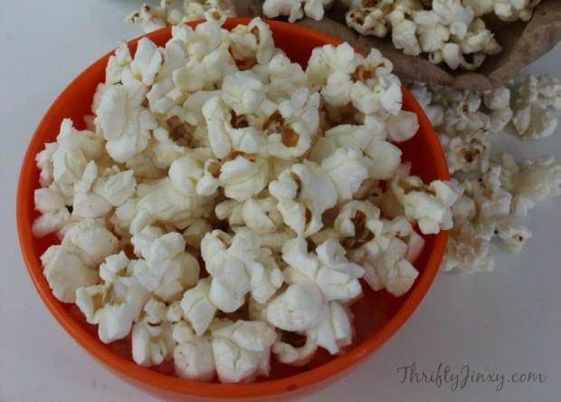 creative popcorn recipes