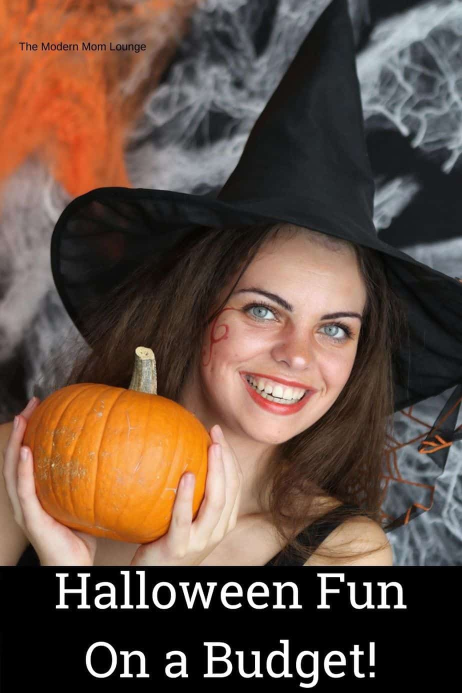 Halloween Fun On a Budget!