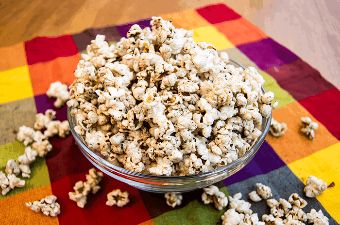 Must Try Creative Popcorn Recipes