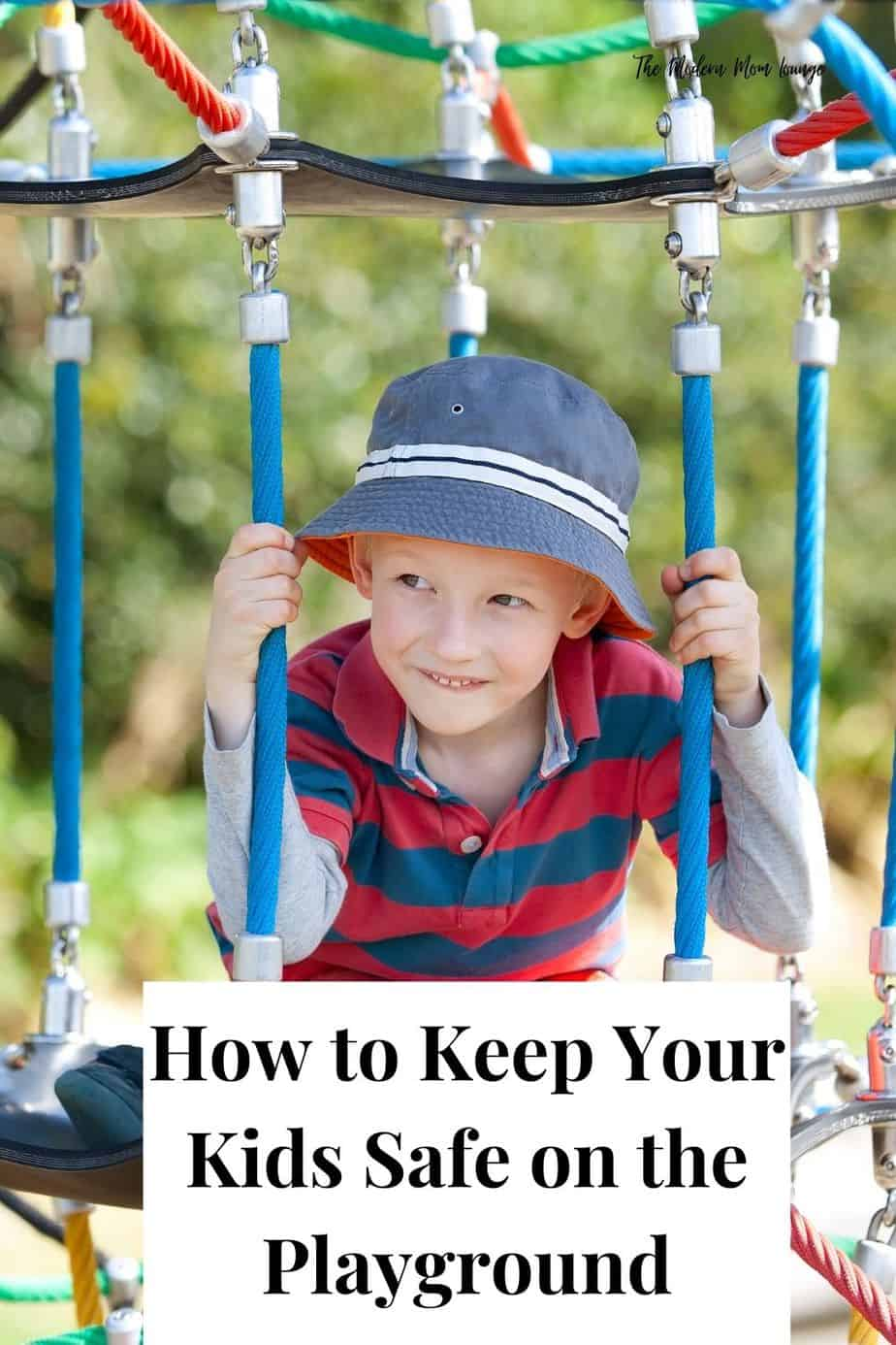 How to Keep Your Kids Safe on the Playground