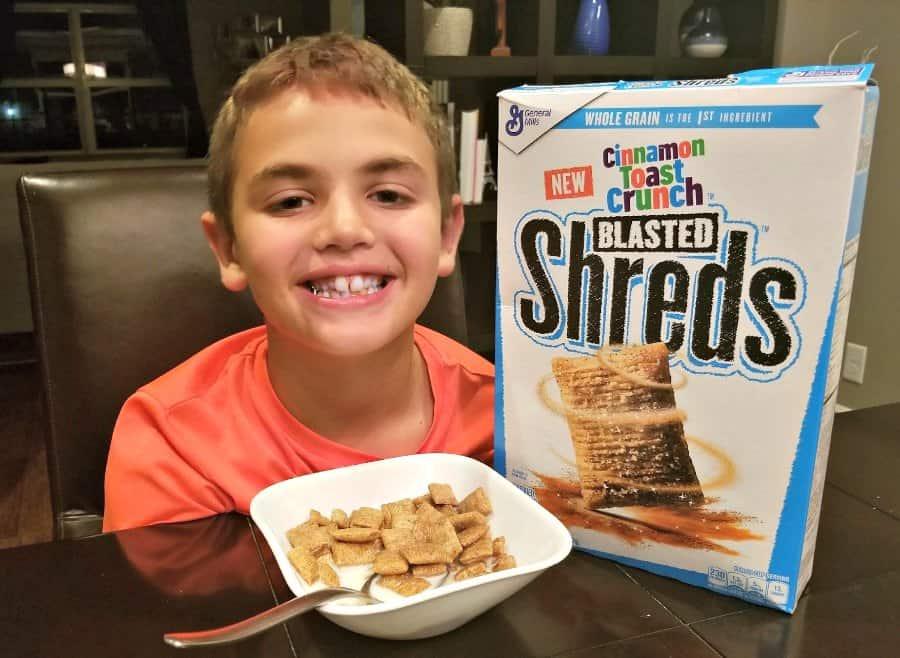 General Mills Gabriel Photo 2 Cinnamon Toast Crunch Shreds