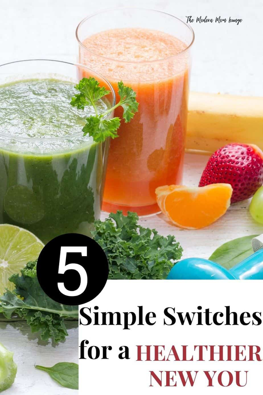 simple switches for a healthier you