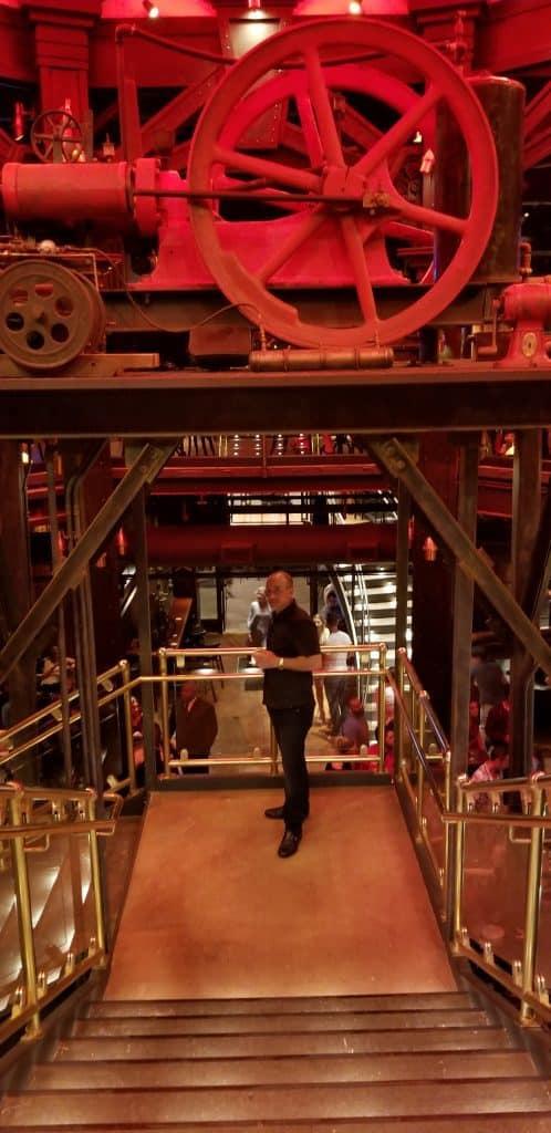 Late Night Disney Springs The Edison