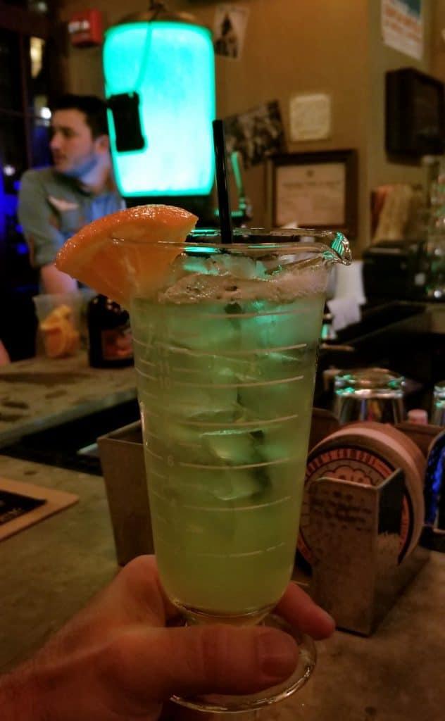 Late Night Disney Springs Jock Lindsey's Hanger Bar