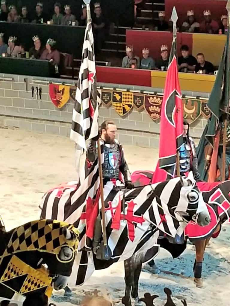 Medieval Times Orlando Our Knight
