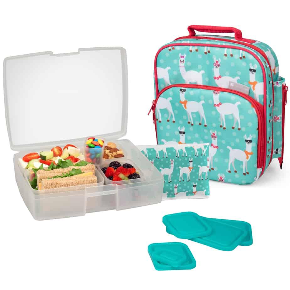 Back to school organization,Bentology lunch box