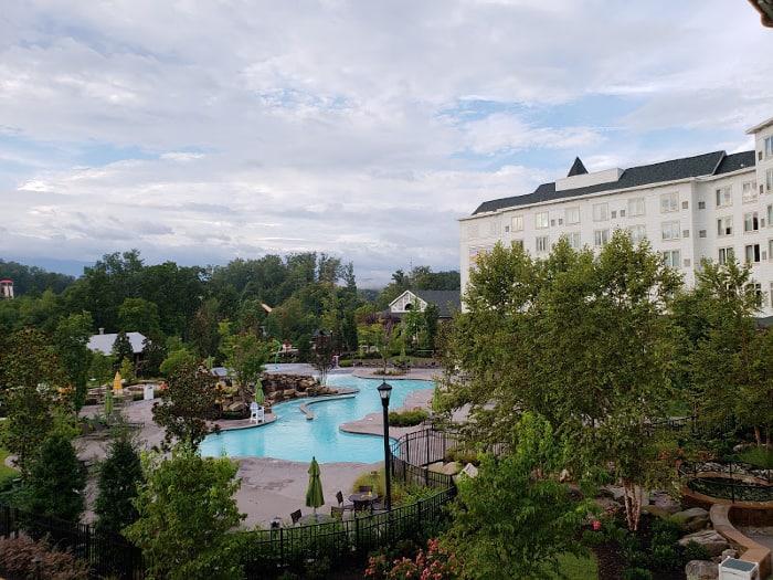 Pellerini Family Travels: Dollywood DreamMore Resort
