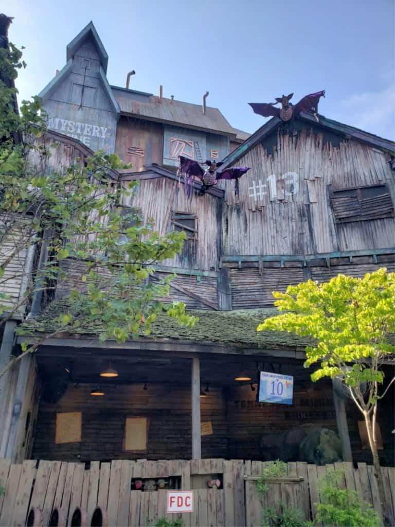 Dollywood Theme Park Mystery Mine