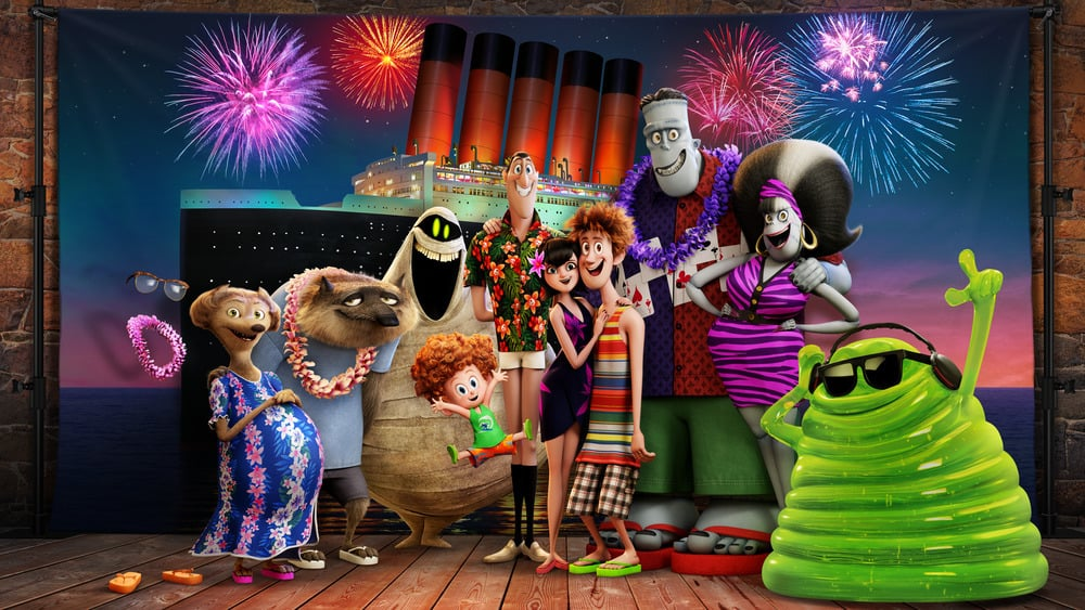 What We Learned From Hotel Transylvania 3