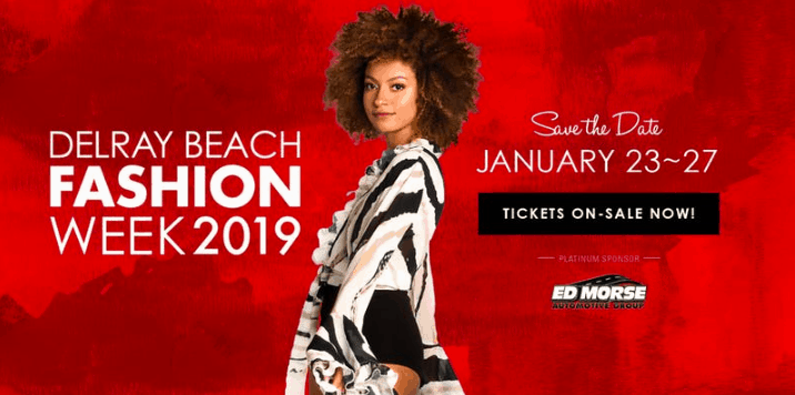 Delray Beach Fashion Week 2019
