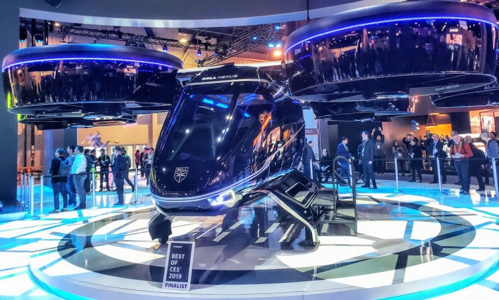 CES 2019 recap Bell helicopter drone