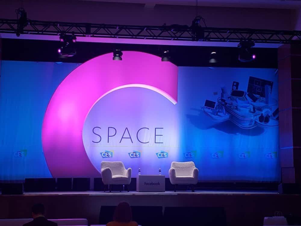 C Space at CES 2019