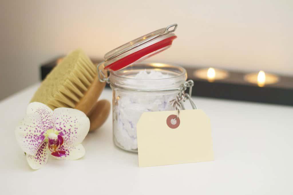 DIY At-Home spa, face mask