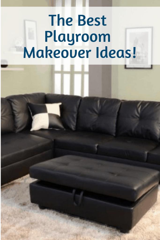 Best Playroom Makeover Ideas
