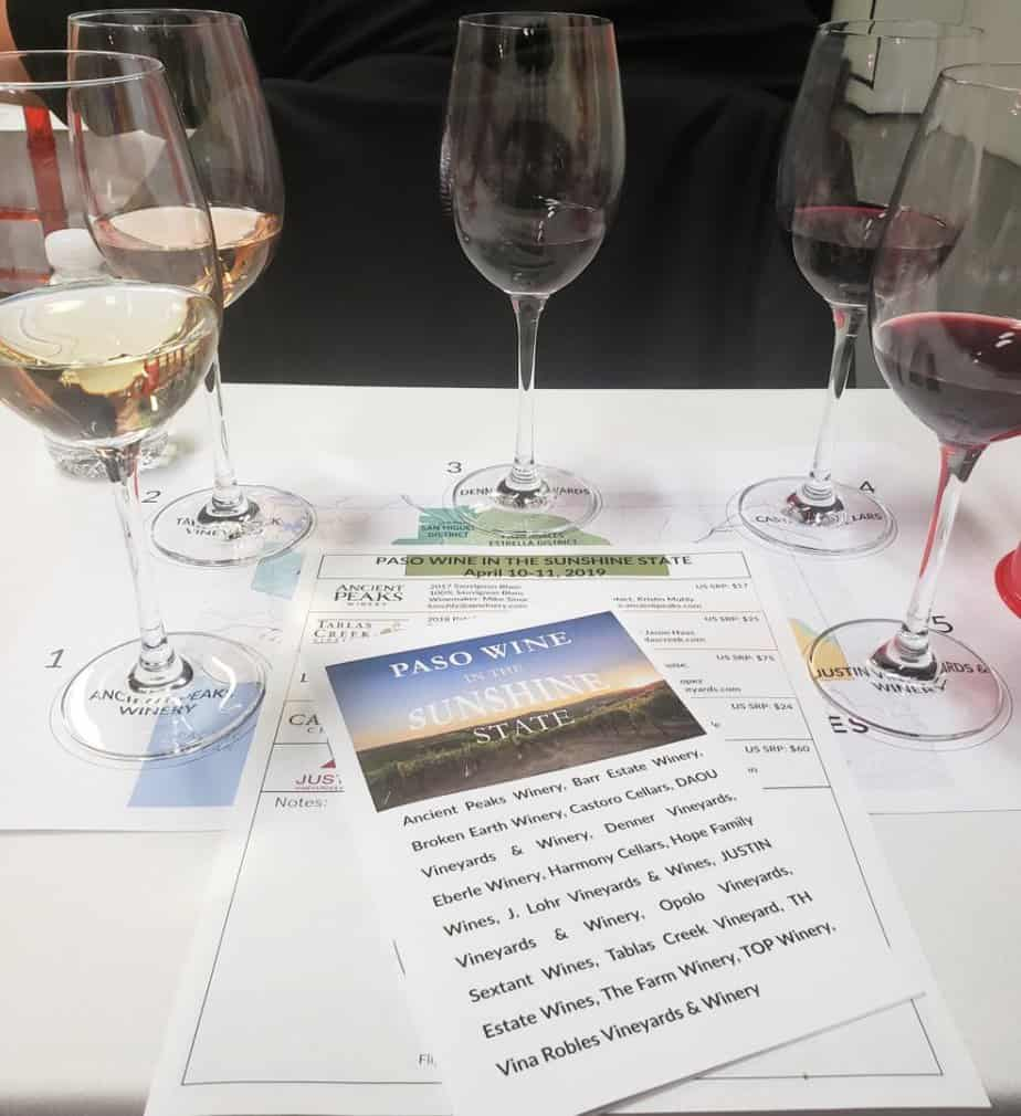 Paso Robles Wine Tasting (1)