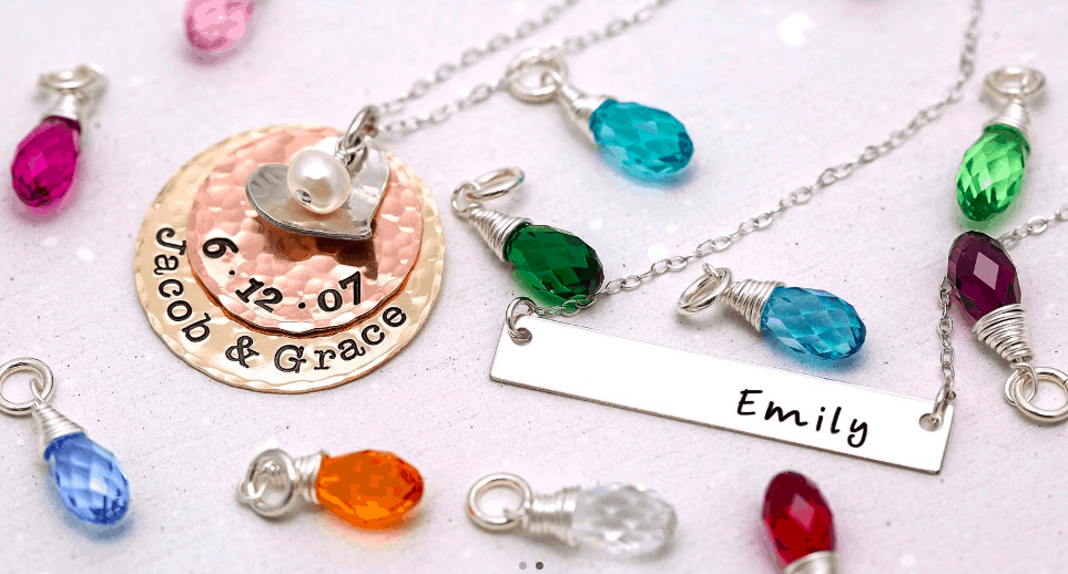 AJs Collection necklaces and charms