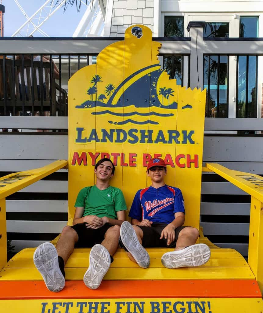 Myrtle Beach Landshark
