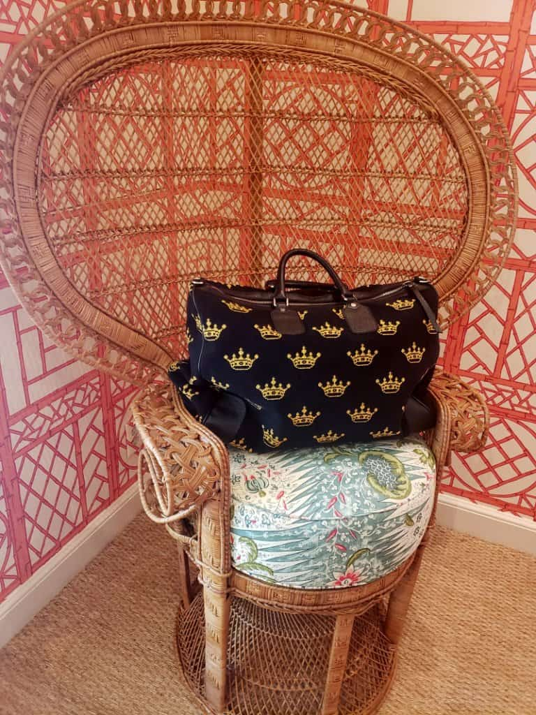 Worth Ave - Stubbs and Wootten tote bag