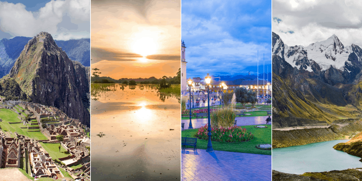 From the Amazon to the Andes – a Trip of a Lifetime
