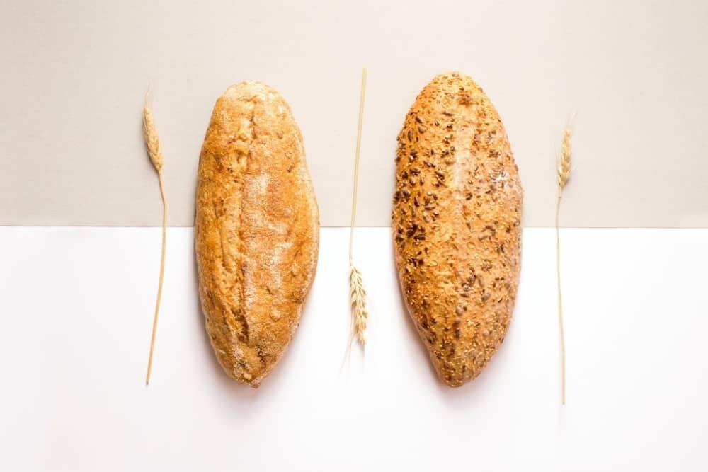 gluten bread wheat