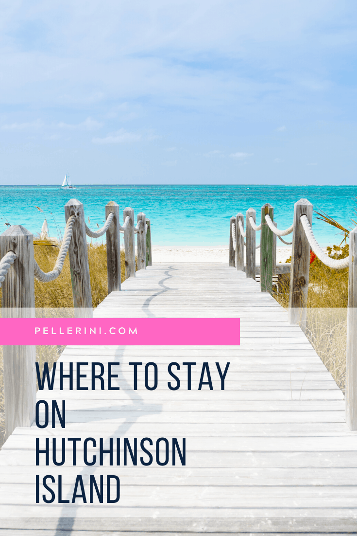 where to stay on hutchinson island