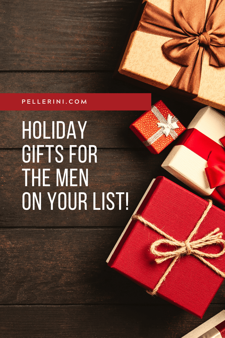 UNIQUE HOLIDAY GIFTS FOR MEN